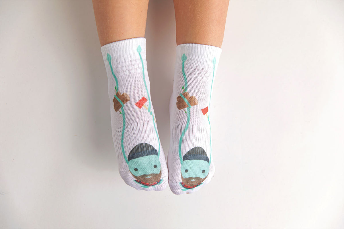 Colton Collection - NEW! - squid socks