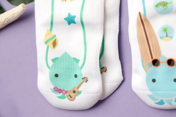 Kai Collection - squid socks