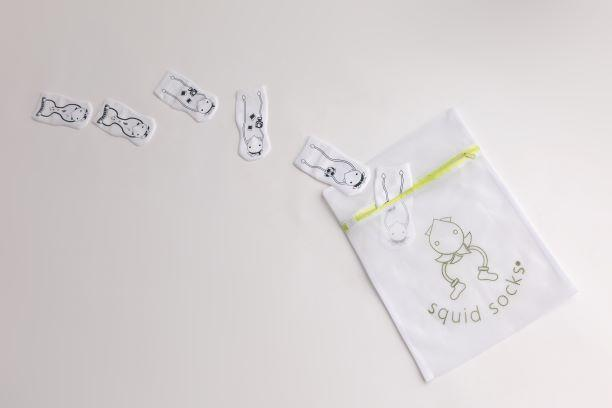 The Squid Socks Mesh Protective Laundry Bag