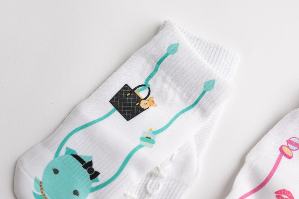 Callie Collection - squid socks