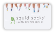 Squid Socks® Gift Card For Baby Socks - squid socks