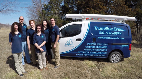 True Blue Crew Team