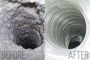 Dryer Vent Cleaning - Residential