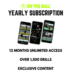 ON THE BALL GLOBAL YEARLY SUBSCRIPTION - On The Ball Global