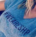 #WEARESHP V-Neck