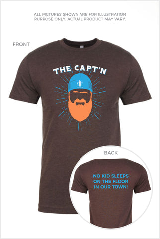 The Captain SHP T-Shirt
