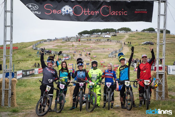 Sea Otter Classic: April 19-22, 2018