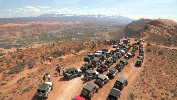 Easter Jeep Safari: March 24-April 1