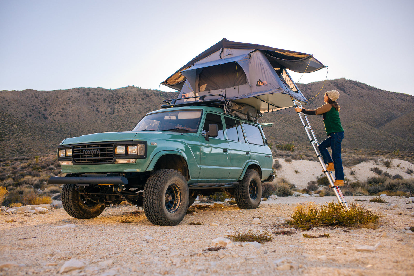 Tepui Roof Top Tents Quality Car Camping Tepui