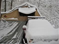 Can I Take My Tent Out In The Winter? Image