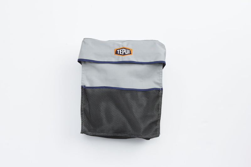 Boot Bag: Single haze gray