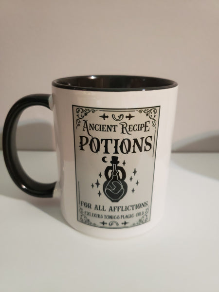Ancient Potions mug
