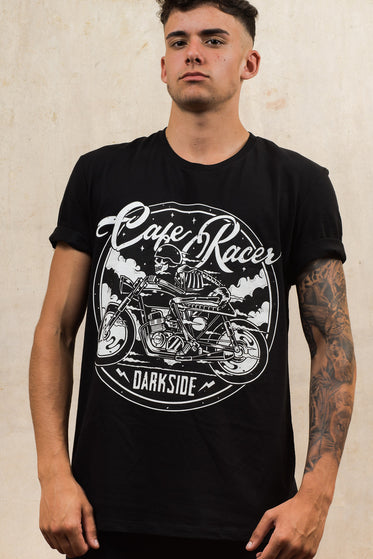 Darkside cafe racer T-shirt