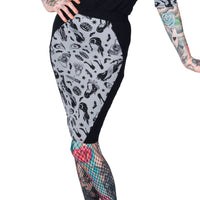 Elvira Pencil skirt