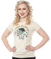 Sourpuss Fink Island Tee