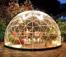 Load image into Gallery viewer, 13 Ft  Restaurant / Isolation Dining Dome Backcountry Hot Tubs & Saunas