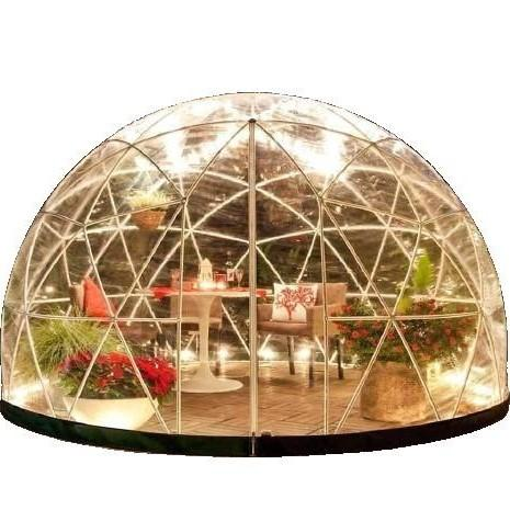 13 Ft  Restaurant / Isolation Dining Dome Backcountry Hot Tubs & Saunas