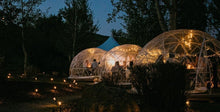 Load image into Gallery viewer, 16 Ft  Restaurant / Isolation Dining Dome Backcountry Hot Tubs & Saunas