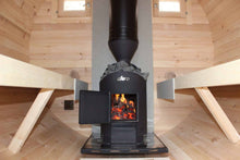 Load image into Gallery viewer, Aurora Mini Short Wood-Burning Sauna Heater / Stove Backcountry Recreation