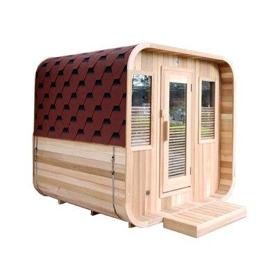 Outdoor Cube Sauna - 6 Person - Backcountry Recreation