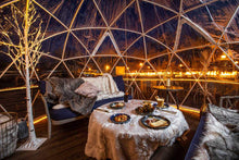Load image into Gallery viewer, Restaurant / Isolation Dining Dome Backcountry Hot Tubs & Saunas