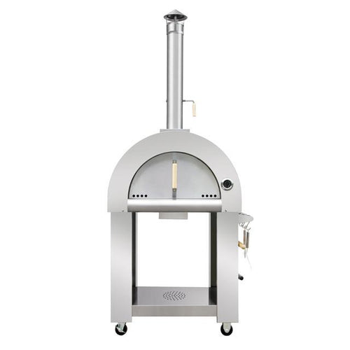 Stainless Steele Pizza Oven Backcountry Hot Tubs & Saunas