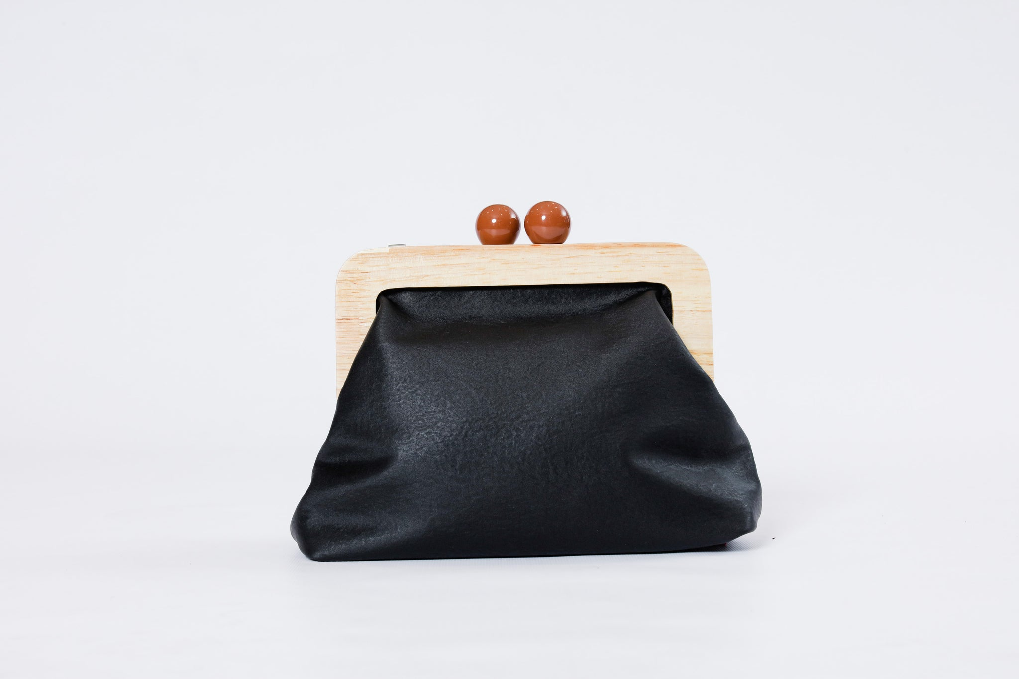 The Purse Bag Black