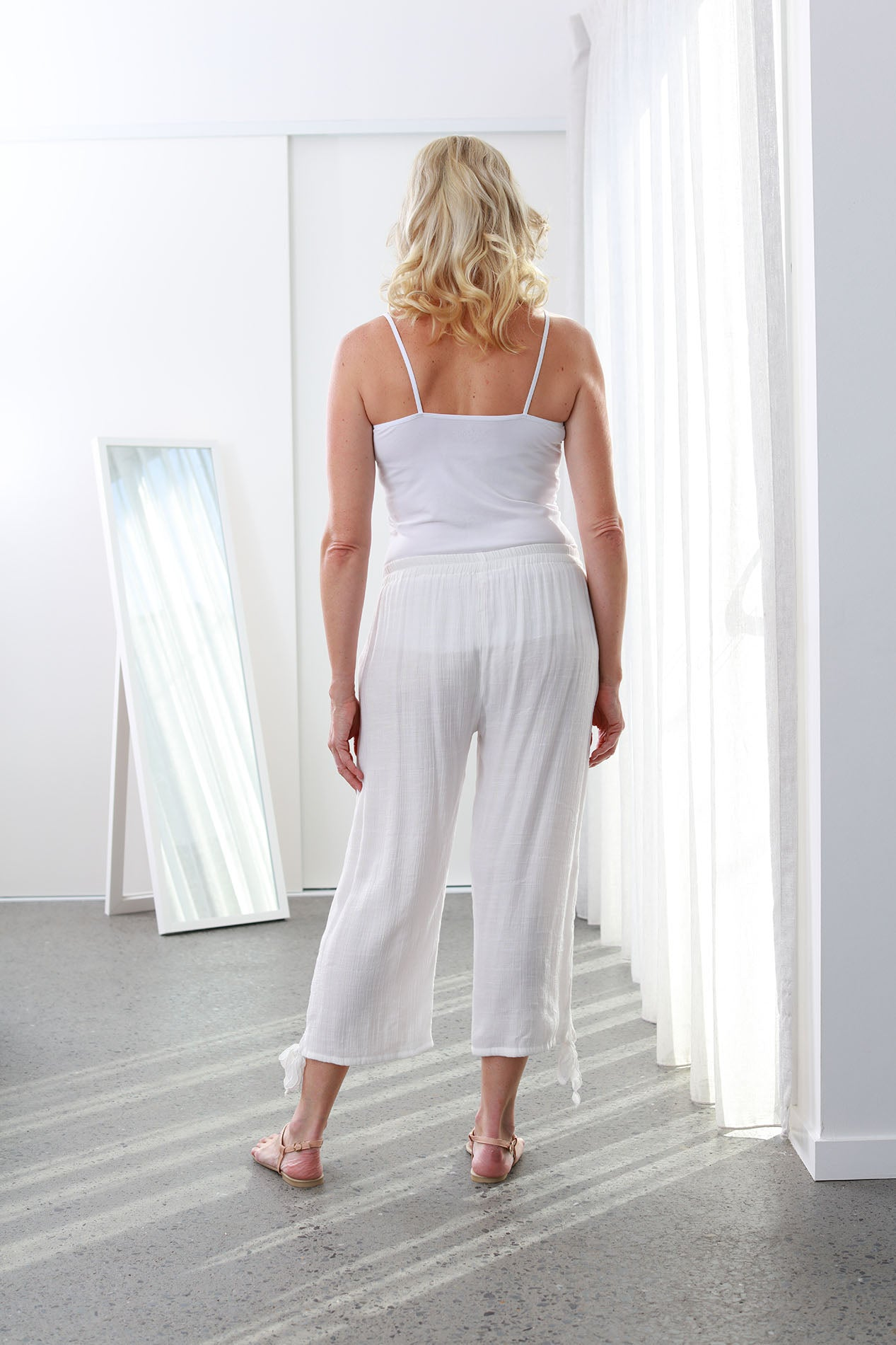 Knickerbocker White NEW SIZE RANGE