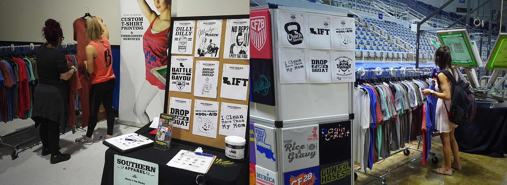 southern-apparel-wod-merch-live-event-printing