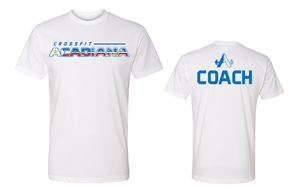 CrossFit Acadiana - White Unisex T-shirt