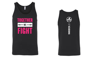 Together We Fight Unisex Tank