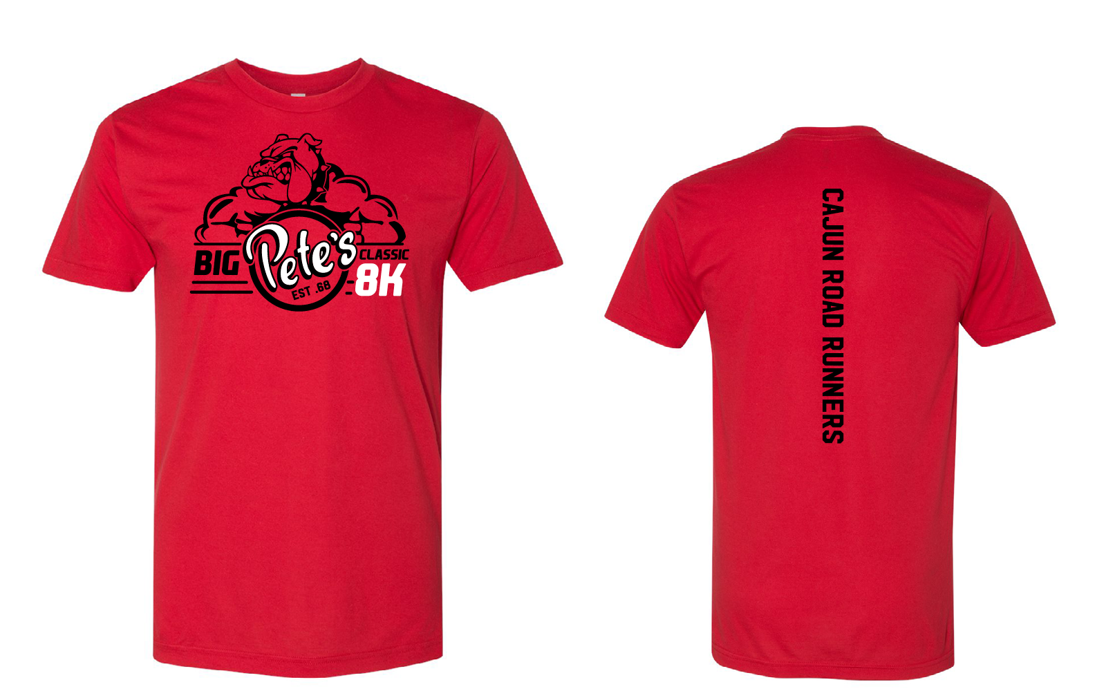 CRRC:  2018 Big Pete's 8K Tee