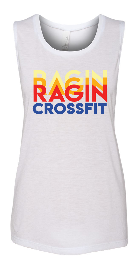 Ragin Ladies Muscle Tank