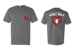 Hattiesburg Heart Walk Tee
