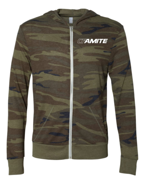 CrossFit Amite:  Hooded Full-Zip *Available in Multiple Colors