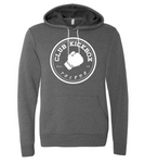 CKBOH Instructor - Circle Logo Unisex Sponge Fleece Hoodie *Available in 4 Color Options