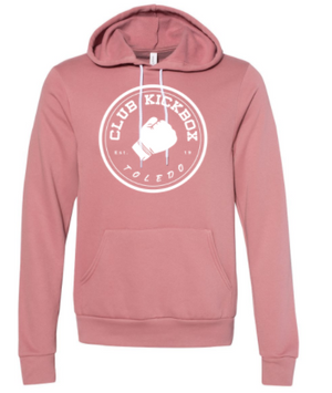 CKBOH - Circle Logo Unisex Sponge Fleece Hoodie *Available in 4 Color Options