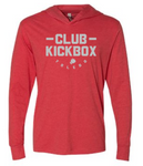 CKBOH Instructor - Circle Logo Unisex Long Sleeve Hooded Tee *Available in 3 Color Options