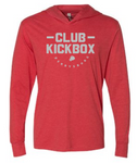 CKBP Instructor - Unisex Long Sleeve Hooded Tee *Available in 3 Color Options