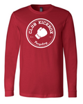CKBP Instructor - Circle Logo Unisex Long Sleeve Tee *Available in 3 Color Options