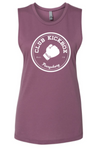 CKBP Instructor - Circle Logo Ladies Muscle Tank *Available in 4 Color Options