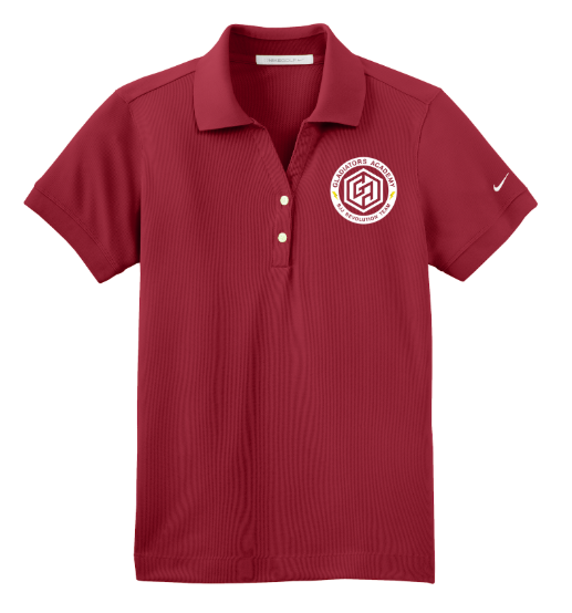 Gladiators - Ladies Dri-FIT Logo Polo