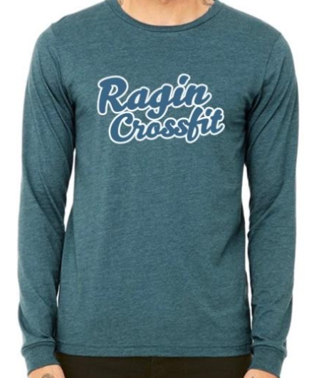 Ragin CrossFit - Long Sleeve Tee