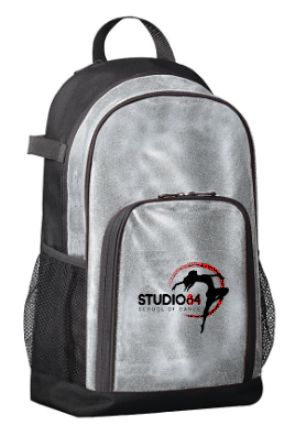 Studio 84 - Watch Me Shine Glitter Backpack *Available in 2 Color Options