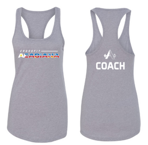 CrossFit Acadiana - Grey Tank