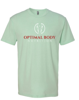 Optimal:  Unisex Tee *Available in Multiple Color Options