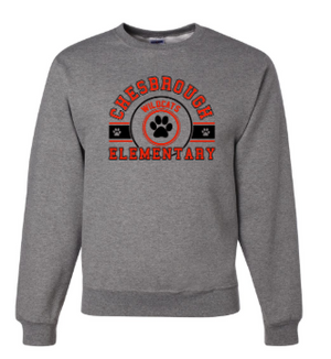 CES - Adult Crewneck Sweatshirt  *Available in 2 Color Options