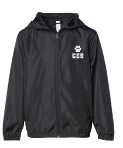 CES - Adult Lightweight Windbreaker  *Available in 2 Color Options