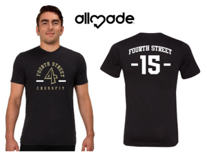 Employee - 4th Street:  Allmade Edition Saints Unisex Tee