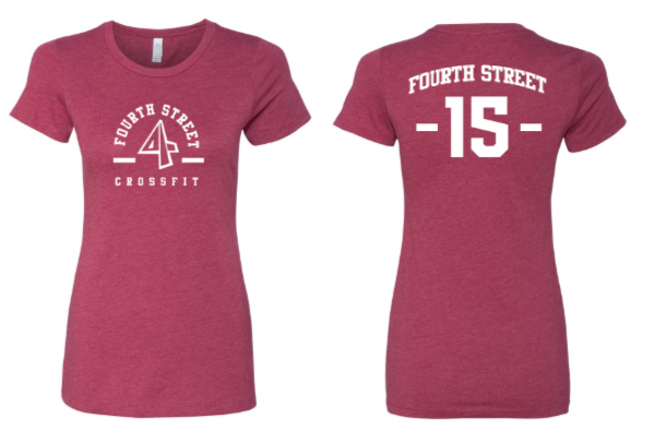 Employee - 4th Street:  Bama Ladies Tee
